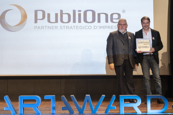 The winner is … PubliOne